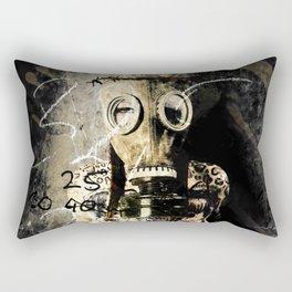 Life in Black Paradise 2 Rectangular Pillow