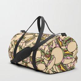Burgers! Duffle Bag