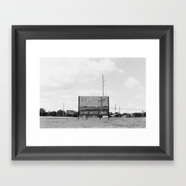Come To Calvary Framed Art Print