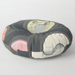 Sounds of the 70s II Floor Pillow