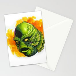 Creature Pop Stationery Cards