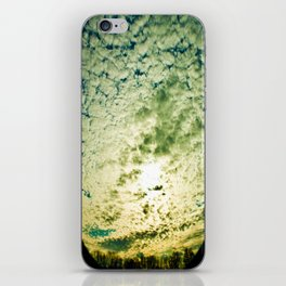 Space Telescope  iPhone Skin