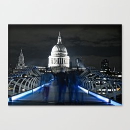 Ghosts of St Paul's Canvas Print