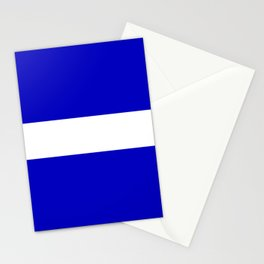 EMS: The Thin White Line Stationery Cards
