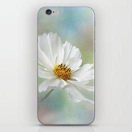 Cosmos Pastel by Kaye Menner iPhone Skin