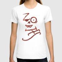 zombies T-shirts featuring Zombies by Chawalit Jitsanorh