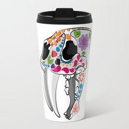 Day of the extinct: Sabretooth Travel Mug