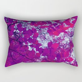last greeting square o2 Rectangular Pillow