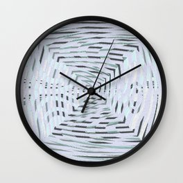 Sea Crit Wall Clock