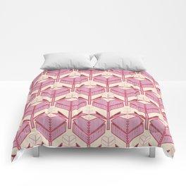 Origami Heart Comforters