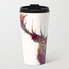 Red Deer // Stag Metal Travel Mug