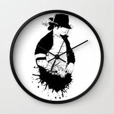 MJ - It Don't Matter Wall Clock