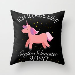 Sister Gift Throw Pillow