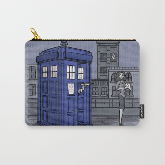 PaperWho Carry-All Pouch