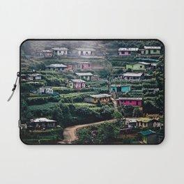 Sri Lankan Town Laptop Sleeve