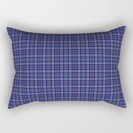 Citadel Military Acedemy Tartan Rectangular Pillow