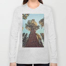 The Largest Tree in the World Long Sleeve T-shirt