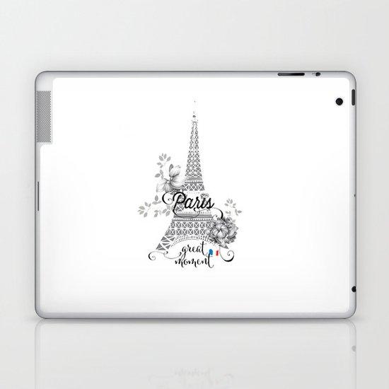 Paris (great moment) Laptop & iPad Skin