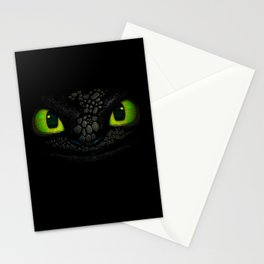 Night Stalker Stationery Cards