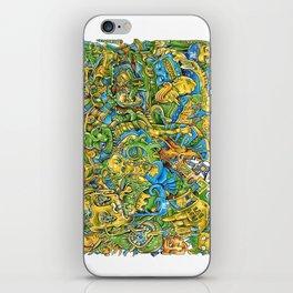 Y-G-B FANTASY iPhone Skin