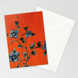 Green Ivy Stationery Cards