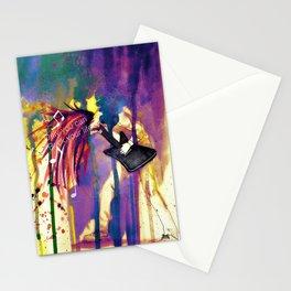Life's headbanger Stationery Cards