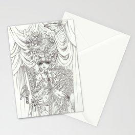 rococoprincess1 Stationery Cards