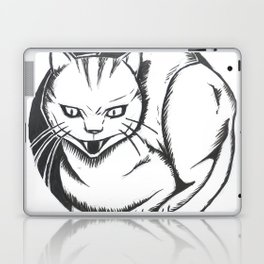 Cheshire Cat Laptop & iPad Skin