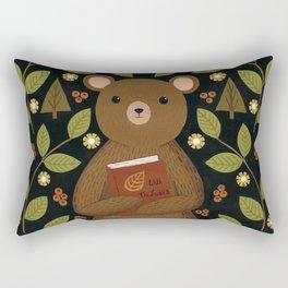 story bear Rectangular Pillow
