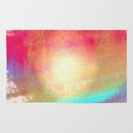 Color Mosaic  Rug