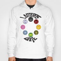 lanterns Hoodies featuring Lanterns Unite by CJones5105