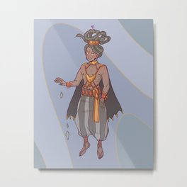 Mandusa Aon Metal Print