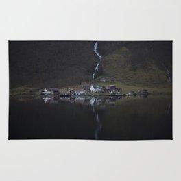 River that vanishes (Fjord) Rug