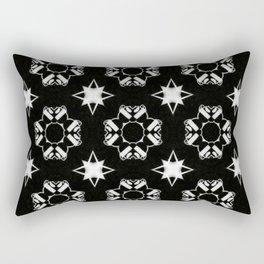 THROUGH THE KALEIDOSCOPE #2 Rectangular Pillow