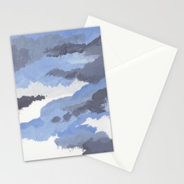 clouds_may Stationery Cards