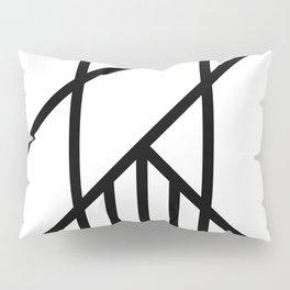 Bold Deco Pillow Sham