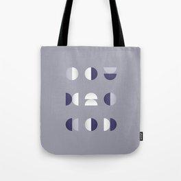 Geometrica - Color Study - 1/7/2019 - Graphic Art Print Tote Bag