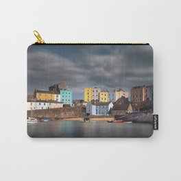 Tenby harbour Pembrokeshire Carry-All Pouch