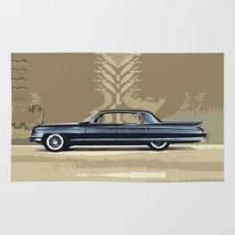 1961 Cadillac Fleetwood Sixty-Special Rug