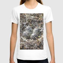 Bird Nest (Pacific Golden Plover) T-shirt
