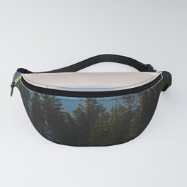 Forest Sunset - Nature Photography Fanny Pack