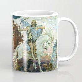 Four Horsemen of Apocalypse by Viktor Vasnetsov (1887) Coffee Mug