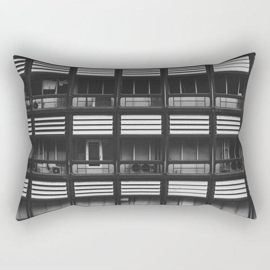 Porches Rectangular Pillow