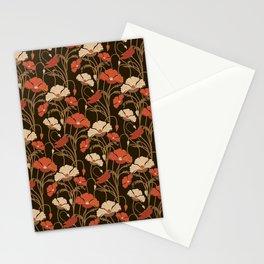 POPPIE FIELD DREAMS Stationery Cards
