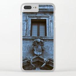 Santa Maria in Trivio - Rome Clear iPhone Case
