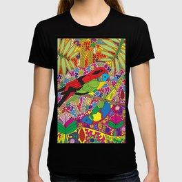 Happy Birds - Lorikeet T-shirt