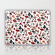 Feeling Funghi Mushroom Party Laptop & iPad Skin