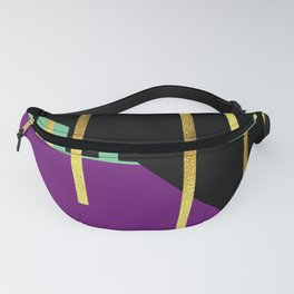Purple Of Ra Fanny Pack