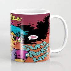 Kirby Krackle - Super Powered Love - Album Art Coffee Mug