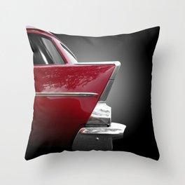 US American classic car 1957 150 handyman wagon Throw Pillow